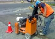 Alquiler y venta cortadoras para concreto o pavimento 4252269/997470736