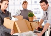 servicio de mudanza embalaje y almacenaje