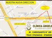 Consultorio odontologico - analisis clinicos