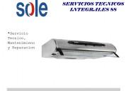 Servicio tecnico para campanas extractoras de la marca bosch