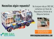 Maquinas barredoras – srd sac mantenimiento