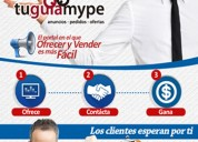 Tu guia mype – anuncio online
