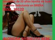 Chiclayana alondra debutante modelitode 20 añitos nuevaen breña de 9 am a 4pm ven amor aremos rico