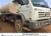 alquiler de camion cisterna de agua de 2800 y 5000 galones