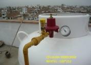 InstalaciÓn redes de gas en lima.