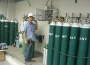 InstalaciÓn de redes de gas medicinal en lima
