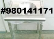 Ovalin mesa cocina campana acero inoxidable 2545930