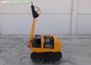 Rodillo compactador de 1 tonelada modelo chupetero con timÓn 4252269/997470736