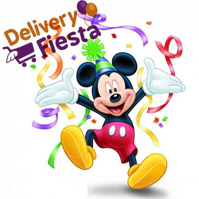 DeliveryFiesta.com Articulos y Accesorios para FIESTAS INFANTILES