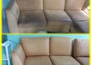 Lavado de muebles en magdalena telf. 241-3458 limpieza