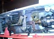 Reparacion, maquinas de coser familiar,  lima