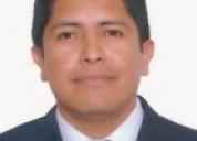 Ingeniero mecanico - profesor de varios cursos