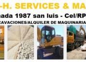 Demoliciones en lima perú cotización gratis  - p.-h. services & machines s.a.c.