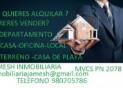 Asesor inmobiliario profesional