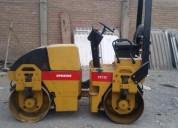 Venta y alquiler de rodillo compactactador 03 toneladas dynapac 997470736/4252269