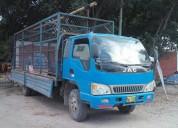 Se brinda servicio de carga y mudanzas