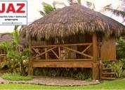 Casas de campo, bungalos, cabaÑas, modulos pre fabricados. chiclayo, jaen, bagua grande, cajamarca