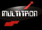 Sistemas de gestion de proyectos - multitron