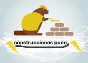 Maestros constructores puno