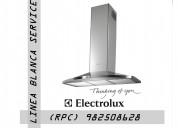 Campanas extractoras servicio tecnico electrolux en lima
