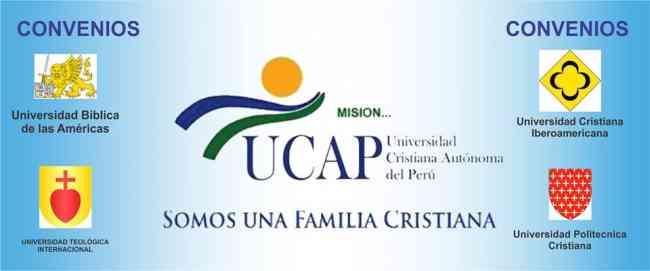 Cesareo VARGAS TRUJILLO, funda la UNIVERSIDAD CRISTIANA AUTONOMA DEL PERU