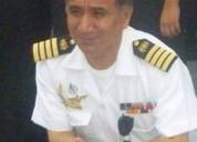 Cesareo vargas trujillo, director general de la escuela de cruceros