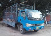 Servicio de mudanzas y carga