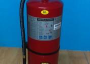 Extintor de 30 libras con certificacion ul - firestar