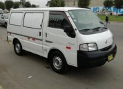 Vendo nissan vanett 2004 precio de ocasiÓn 997470736/4252269