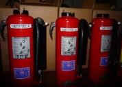 Extintores con certificacion ul en arequipa - firestar