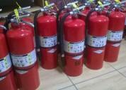 Recarga de extintores en lince, extintores capacitaciones