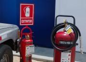 alquiler de extintores a nivel nacional recojo y entrega