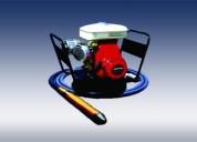 Se alquila vibradoras las 24 horas eléctricas y gasolineras llamar al 425-2269/997-470736/981379192