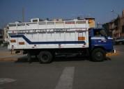Servicio de carga y mudanzas