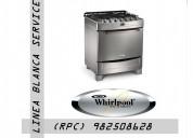 Servicio tecnico para cocinas whirlpool en lima