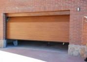 Portones levadizo y seccionales trujillo