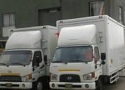 Servicio transporte carga mudanzas con camioncito y con cama baja lima  whatsapp 997470736/4252269