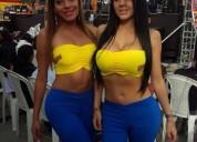 Requerimos chicas colombianas y venezolanas para anfitrionas en lima