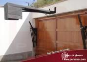 Resorte para puertas levadizas seccionales de garaje peru door