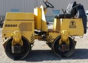 Alquiler y venta rodillos compactadores de 1.5 toneladas 4252269/997470736
