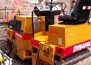 Alquiler y venta de rodillos compactadores de 3 toneladas marca dynapac cc-101/4252269/997470736