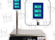Balanza electrónica 30 kilos venta nueva