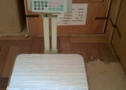 Balanza electronica 100 kgs venta nueva