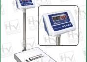 Balanza electronica 300 kgs venta nueva