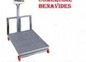 Balanza electronica 2 tn venta nueva