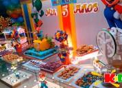 eventos new kids - fiestas y cumpleaÑos