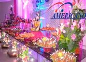 Salon de eventos y recepciones  sjl