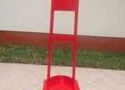 Pedestales para extintores fabricantes al por mayorrr 6489937
