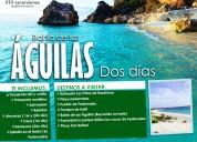 Ata excursiones te ofrece una gran oferta en  la republica dominicana bahia de las aguilas