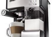 Cafetera espresso cappuccino venta nueva